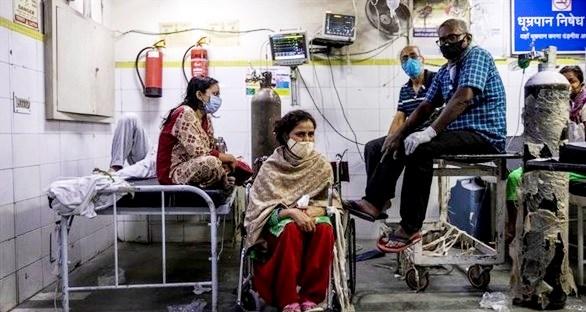 #كورونا في الهند.. 44643 إصابة جديدة و464 وفاة خلال 24 ساعة
