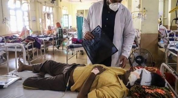 خلال 24 ساعة: 41383 إصابة جديدة و507 وفيات بـ #كورونا في الهند
