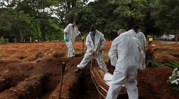 كورونا في البرازيل: 15271 إصابة جديدة و542 وفاة خلال 24 ساعة
