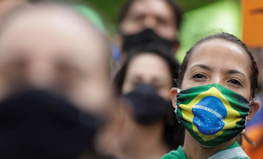 #كورونا في البرازيل: 30891 إصابة جديدة و 753 وفاة خلال 24 ساعة