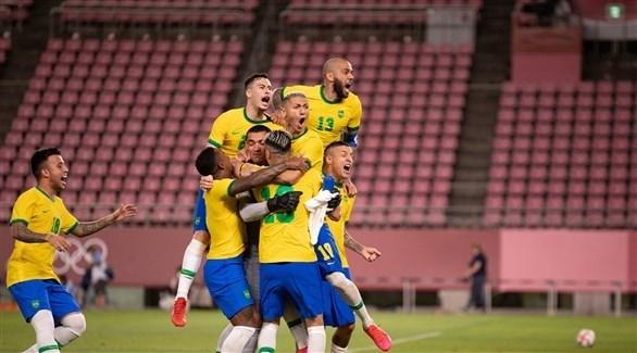 #طوكيو_2020: البرازيل إلى نهائي منافسات كرة القدم