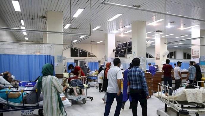قرابة 425 ألف وفاة بكورونا في إيران